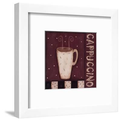 Cappuccino-Kim Klassen-Framed Art Print