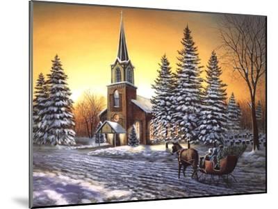 Cherished Memories-Jim Hansel-Mounted Art Print