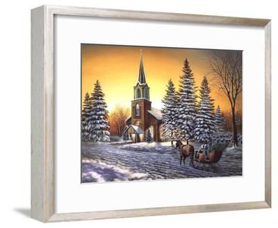 Cherished Memories-Jim Hansel-Framed Art Print
