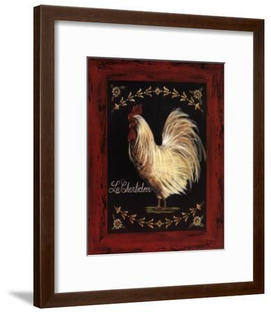 Le Chanticleer-Grace Pullen-Framed Art Print