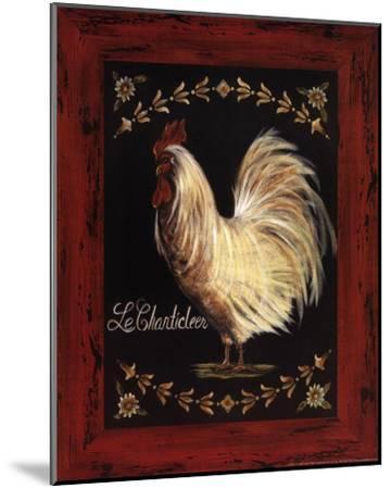 Le Chanticleer-Grace Pullen-Mounted Art Print