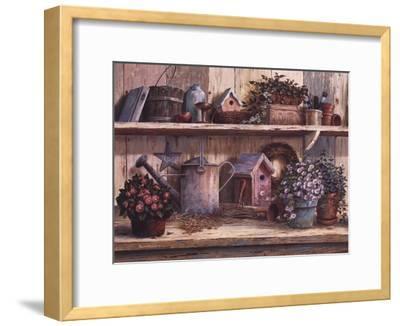 Rhapsody in Rose-Michael Humphries-Framed Art Print