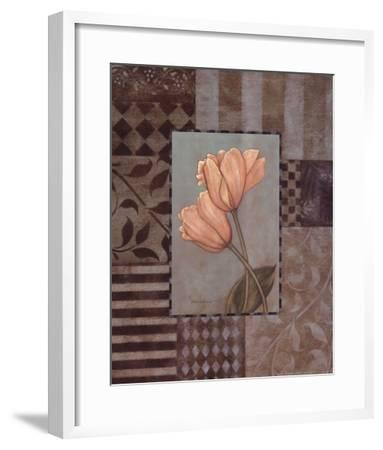 Large Tulips-Stephanie Marrott-Framed Art Print