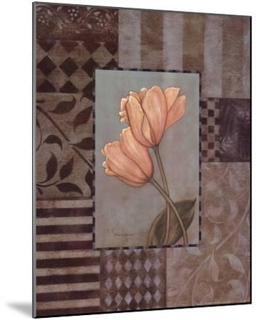Large Tulips-Stephanie Marrott-Mounted Art Print