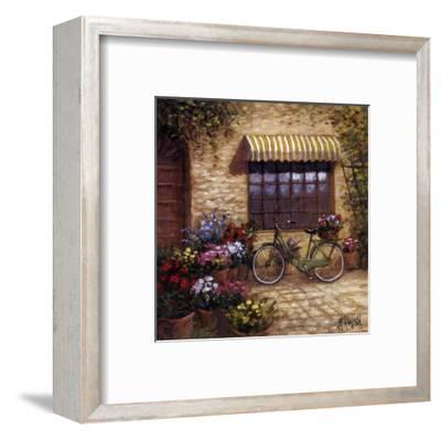 Flower Peddler-Jon McNaughton-Framed Art Print