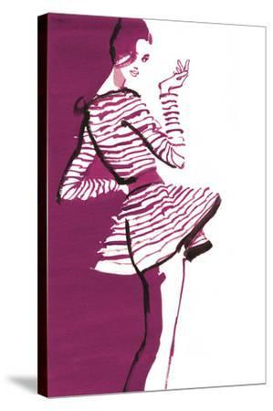 Ruby Corinne-Barbara Tyler Ahlfield-Stretched Canvas Print