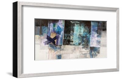 Cieli ed oceani-Giuliano Censini-Framed Art Print