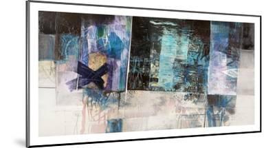 Cieli ed oceani-Giuliano Censini-Mounted Art Print
