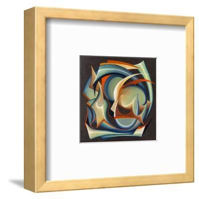 Inverno-Laura Ceccarelli-Framed Art Print