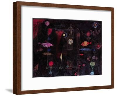 Fish Magic-Paul Klee-Framed Art Print