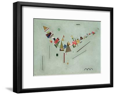 Improvisation-Wassily Kandinsky-Framed Art Print