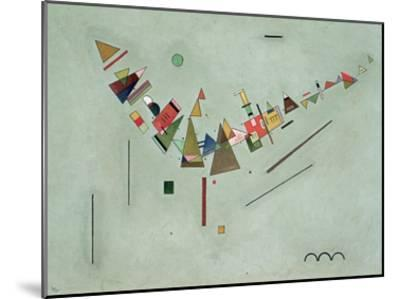 Improvisation-Wassily Kandinsky-Mounted Art Print