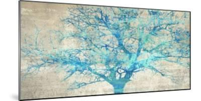 Turquoise Tree-Alessio Aprile-Mounted Art Print