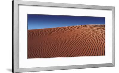 Namibian Drift-Chris Simpson-Framed Giclee Print