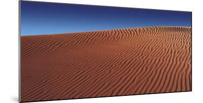 Namibian Drift-Chris Simpson-Mounted Giclee Print