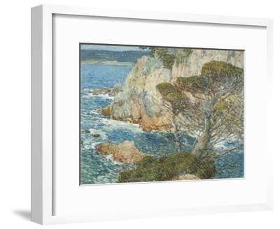 Point Lobos, Carmel, 1904-Frederick Childe Hassam-Framed Premium Giclee Print