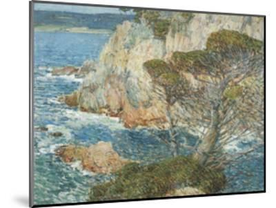 Point Lobos, Carmel, 1904-Frederick Childe Hassam-Mounted Premium Giclee Print