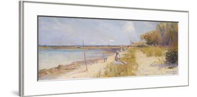 Rickett's Point-Charles Conder-Framed Premium Giclee Print