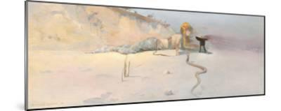 Hot Wind-Charles Conder-Mounted Premium Giclee Print