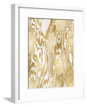 Golden Movement II-Danielle Carson-Framed Giclee Print