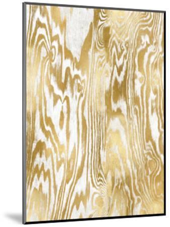 Golden Movement II-Danielle Carson-Mounted Giclee Print