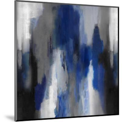 Apex Blue II-Carey Spencer-Mounted Giclee Print