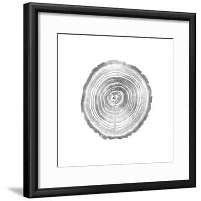 Timber Silver II-Danielle Carson-Framed Giclee Print
