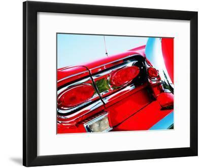 1958 Ford Fairlane 500 D-Clive Branson-Framed Giclee Print