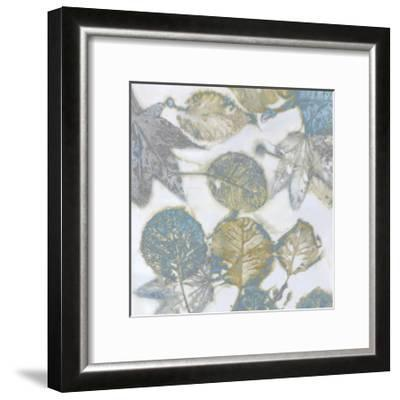 Aqua Nature II-Danielle Carson-Framed Giclee Print