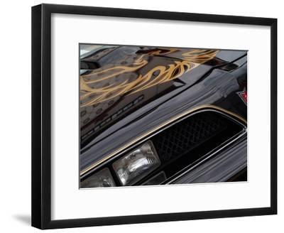 1978 Pontiac Trans Am-Clive Branson-Framed Giclee Print