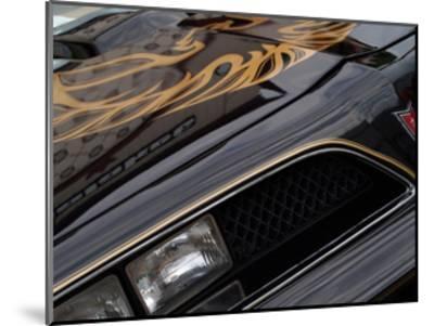 1978 Pontiac Trans Am-Clive Branson-Mounted Giclee Print