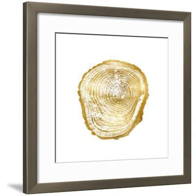 Timber Gold III-Danielle Carson-Framed Giclee Print