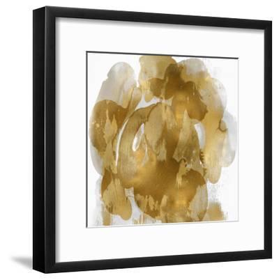 Gold Flow I-Kristina Jett-Framed Giclee Print