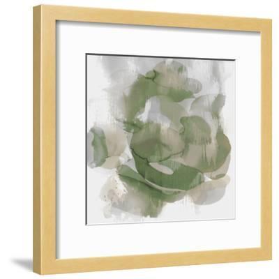 Green Flow II-Kristina Jett-Framed Giclee Print