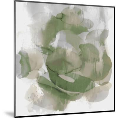 Green Flow II-Kristina Jett-Mounted Giclee Print