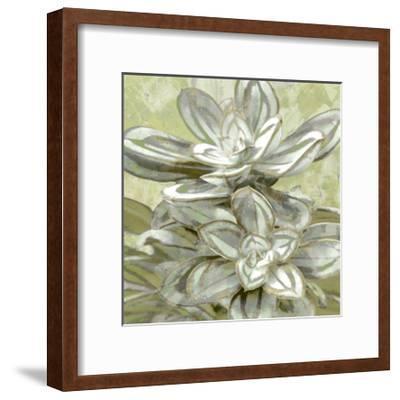 Succulent Verde IV-Lindsay Benson-Framed Giclee Print