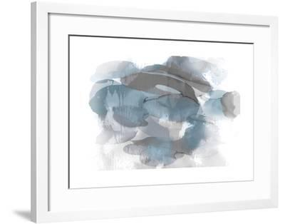 Aqua Flow I-Kristina Jett-Framed Giclee Print