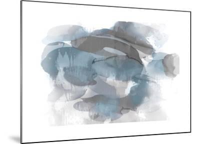Aqua Flow I-Kristina Jett-Mounted Giclee Print