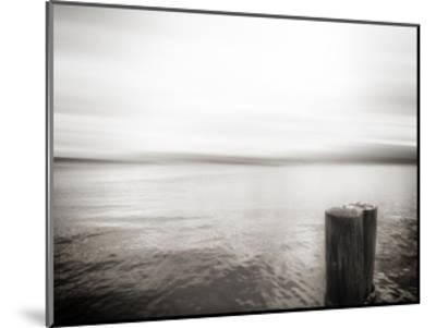 USA, Seattle, view from Alki b-Savanah Plank-Mounted Giclee Print