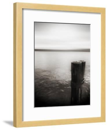 USA, Seattle, view from Alki b-Savanah Plank-Framed Giclee Print