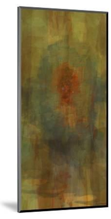 Passages Tryptic Center-Michael Tienhaara-Mounted Giclee Print