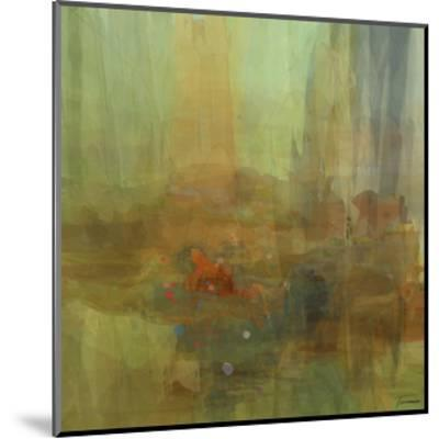 Patterns I-Michael Tienhaara-Mounted Giclee Print