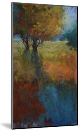 Autumn Song IV-Michael Tienhaara-Mounted Giclee Print