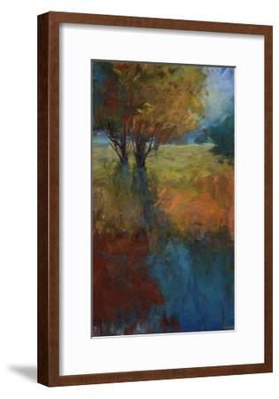 Autumn Song IV-Michael Tienhaara-Framed Giclee Print