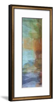 Tryptic Visions Left-Michael Tienhaara-Framed Giclee Print