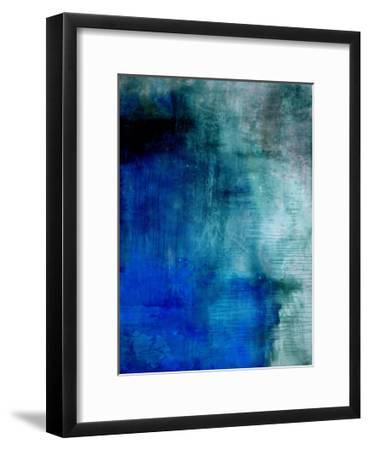 Deliberation-Michelle Oppenheimer-Framed Giclee Print