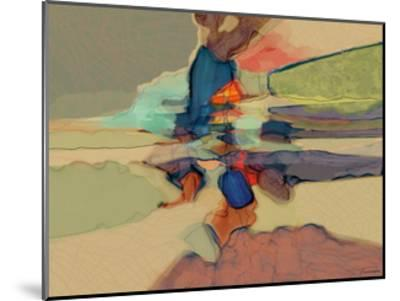 Progression III-Michael Tienhaara-Mounted Giclee Print