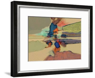 Progression III-Michael Tienhaara-Framed Giclee Print