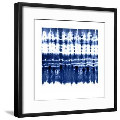 Shibori I-Ellie Roberts-Framed Giclee Print