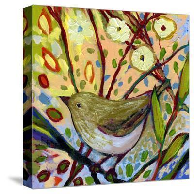 Modern Bird IV-Jennifer Lommers-Stretched Canvas Print